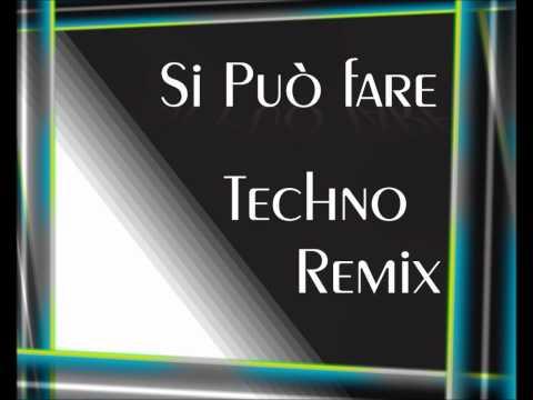 Si Può Fare - Cassa Crash Remix (Frankenstein Junior) Techno