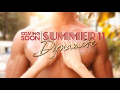 Dynamite behind the scenes teaser - summer 2011