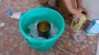 Cara Membuat Es Krim Puter