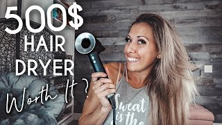 Dyson SuperSonic Hair Dryer | First Impressions | Unboxing & Review