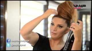 7 خطوات لمكياج وتسريحة شعر كـ Jennifer Lopez