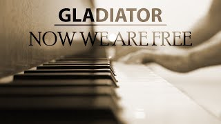 Gladiator - Now We Are Free (Piano Cover) - Hans Zimmer & Lisa Gerrard