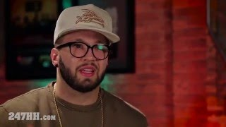 Andy Mineo - Comfort The Disturbed and Disturb The Comfortable (247HH Exclusive)