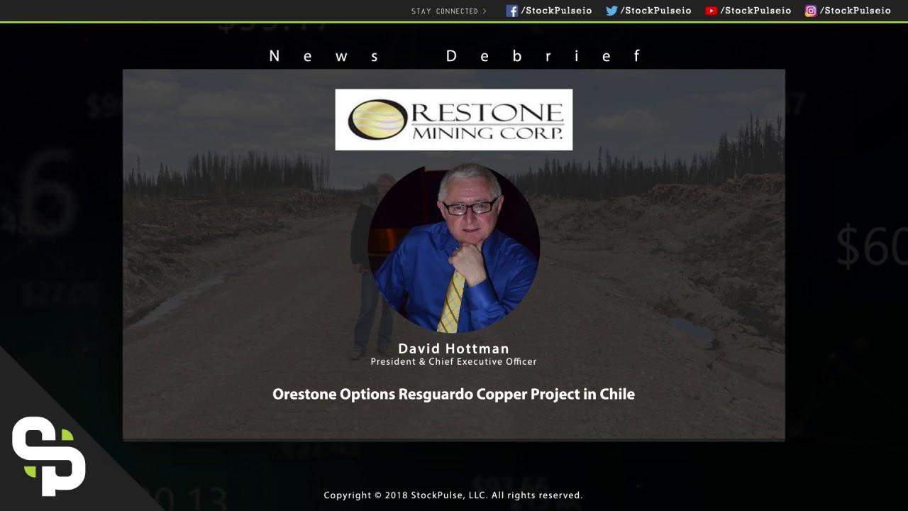 Home | Orestone Mining Corp
