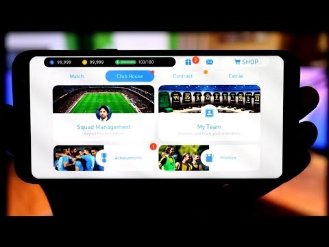PES 2018 Hack - Free Coins & GP Cheats [Android, iOS]
