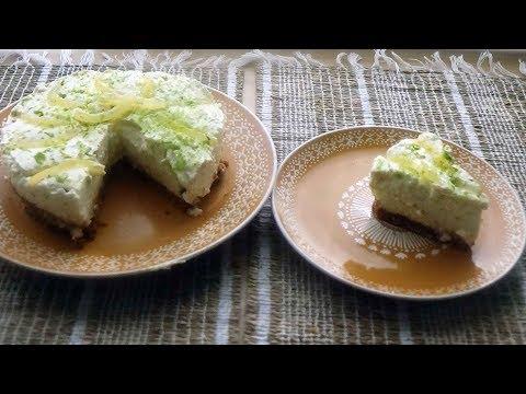 cheesecake-sans-cuisson-au-citron-vert-spéculoos-et-yaourt