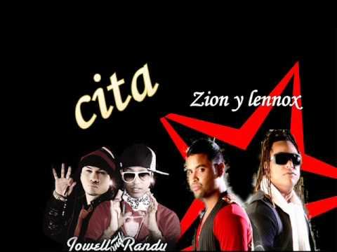 Zion y Lennox Ft Jowell amp Randy -- La Cita Original [Musica Nueva © 2010] HD