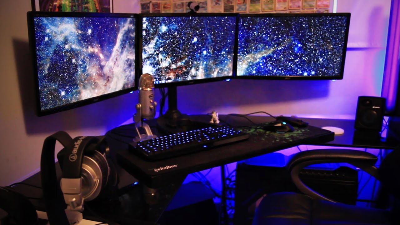 The Best Gaming Setup In The World Of 2016