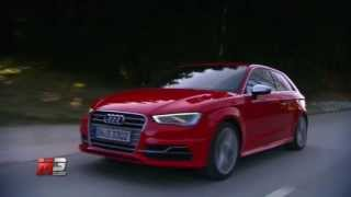 Audi S3 2013 - test drive round two: only insane sound