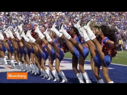 NFL Cheerleaders Fight For Minimum Wage