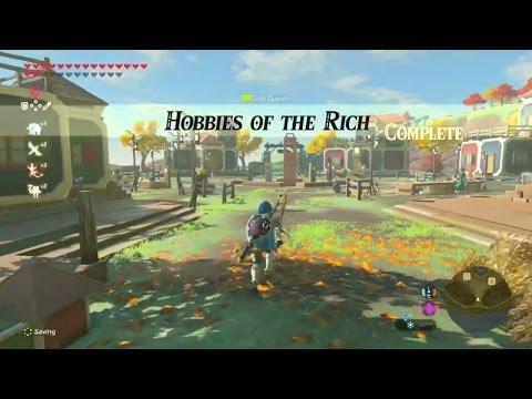 Zelda: Breath of the W...