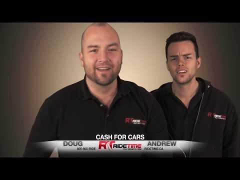Cash 4 Cars | Ride Time | Winnipeg, MB | (Canada) Used Car Dealer