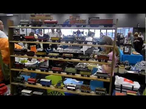 Sydney Markets part I (The Sydney Collectibles & Antiques Fa