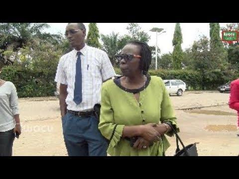 Justice: la journaliste de BBC Afrique Judith Basutama a comparu aujourd'hui