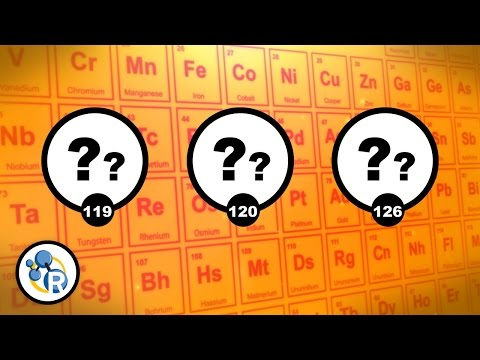 Have We Found All The Elements?