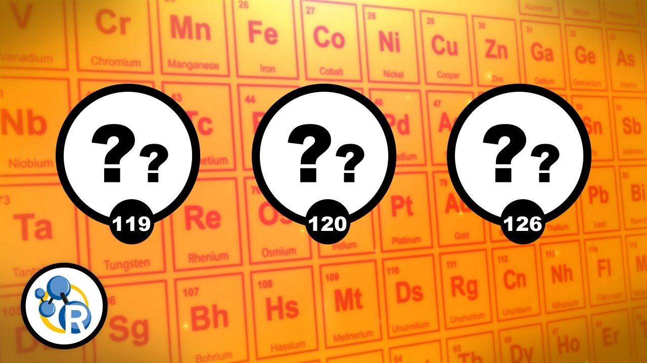 Have We Found All The Elements Youtube