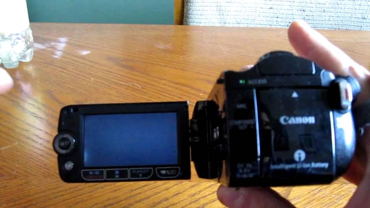 canon vixia hf20 review youtube rh youtube com Canon Vixia HS200 Canon Vixia HS200