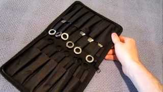 12 Piece Kunai Throwing Knife set REVIEW