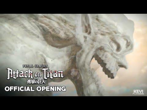 attack on titan season 4 final season opening my war