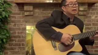 Đệm Guitar điệu Ballade với bài : ANH VỀ VỚI EM _ Trần Thiện Thanh