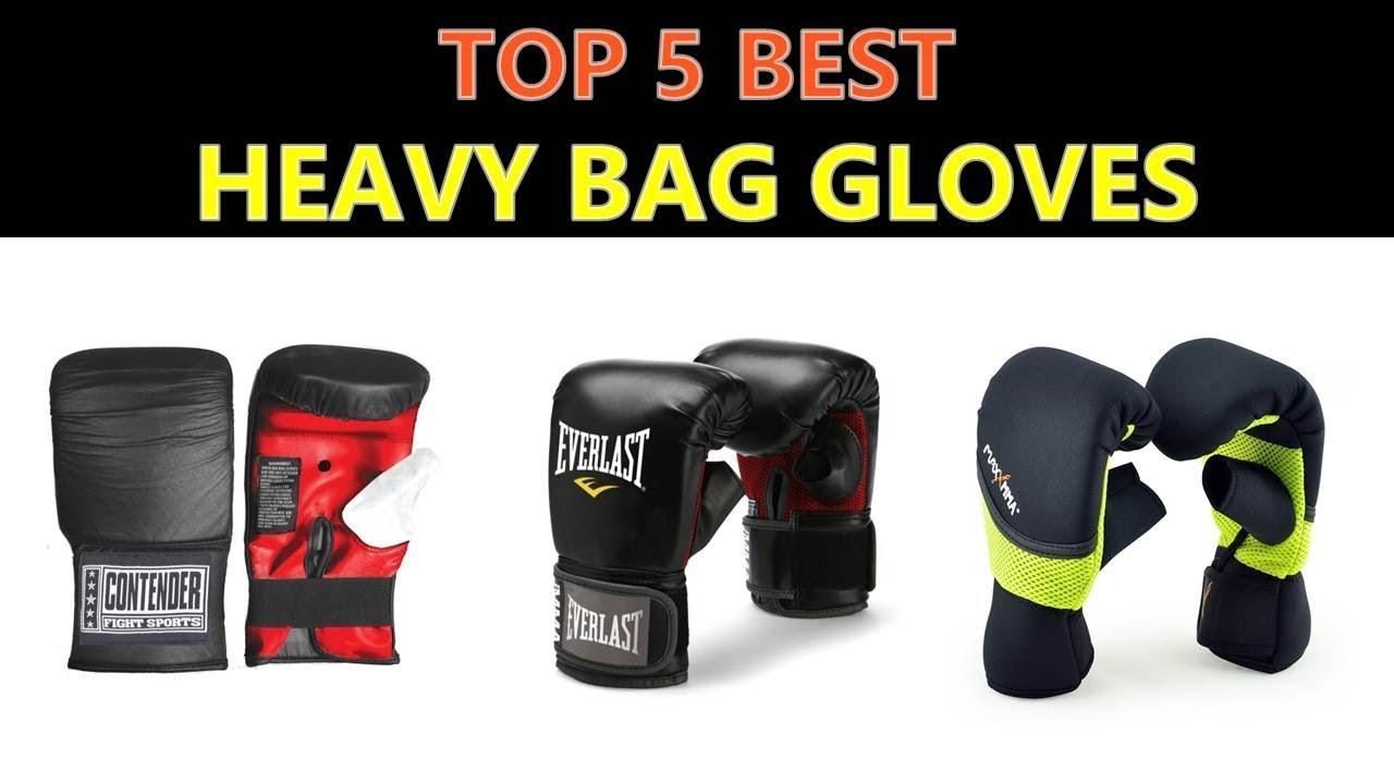 Best Heavy Bag Gloves 2020 Youtube