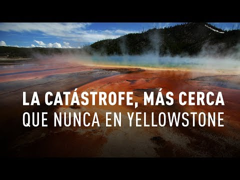 La mayor amenaza geológica de Yellowstone no es un supervolcán... sino un terremoto
