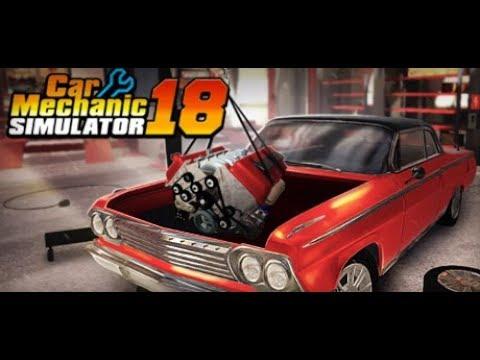 Car Mechanic Simulator 2018 (FIM)#20 - 'Laranja Mecânica'!