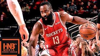 Houston Rockets vs Detroit Pistons Full Game Highlights | 11.21.2018, NBA Season