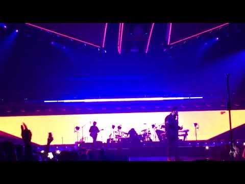 The Weeknd - Six Feet Under [LIVE]