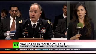 Snoop Flies Coop: NSA head to quit after lying, failing to explain spy overreach
