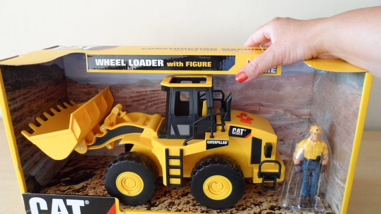 Cat Payloader Toy