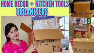 Amazon Diwali shopping Haul -Home Decor,Organisers,helping kitchen tools #anantmayabeauty