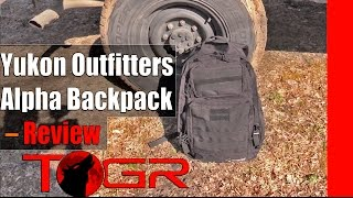 Yukon Outfitters Alpha Backpack - Review