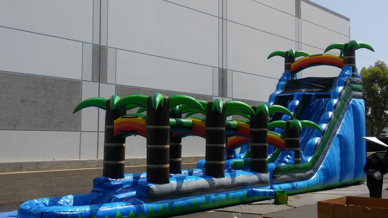jumpers water slides party rentals in moreno valley menifee