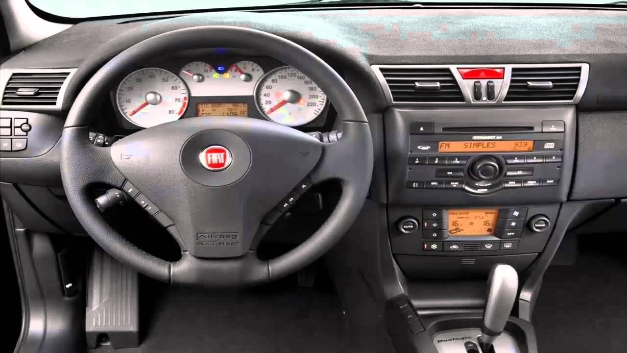 Fiat Stilo Sporting Dualogic Flex 1 8 8v Ano 2008