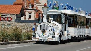 Le Petite Train, Quiberon, France