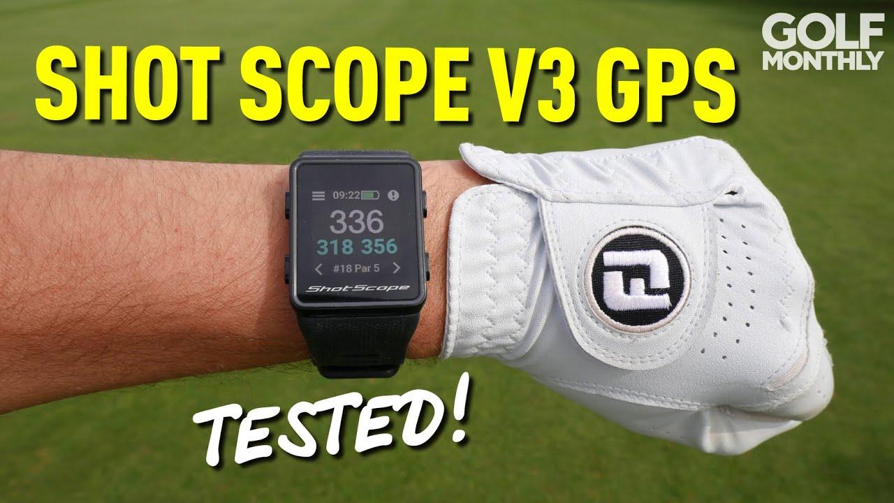 SHOT SCOPE V3 GPS WATCH LONG-TERM TEST!
