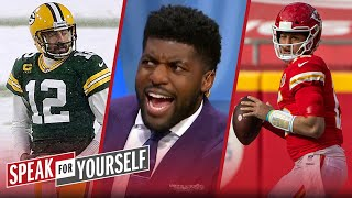 Packers are the only team in NFL that can beat the Kansas City Chiefs — Acho | SPEAK FOR YOURSELF