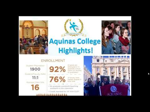 Getting to Know    FSM Higher Education Consortium  Aquinas College Fostering Success Scholarship In