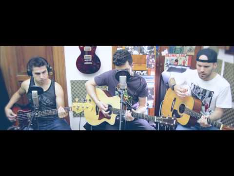 Paper Rockets - Not Now (blink-182 Acoustic Cover)