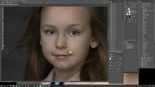 Fine Art edit with Sean Archer Portrait Suite 3.4
