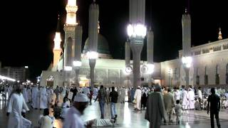 Heart Touching Video of Masjid Nabwi Madina Saudi Arabia