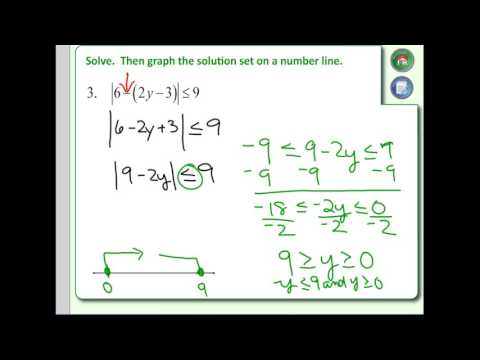 10.6 Absolute Value Products in Open Sentences