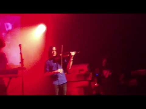 Zach Brock violin solo on 'Outlier' - Snarky Puppy in Frankfurt