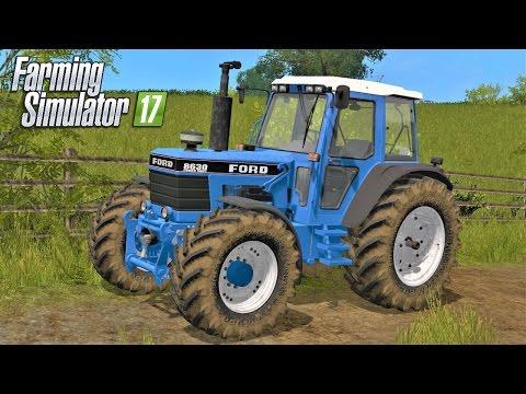 "Farming Simulator 2017 | OUR ""NEW"" FORD | Drumard Farm | Episode 20"