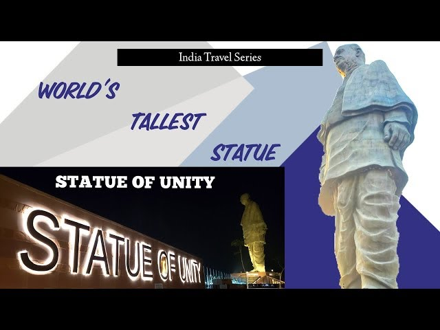 Statue Of Unity - World's Tallest Statue | Light and Sound Show | Traveller By Birth | Hiral Pandya