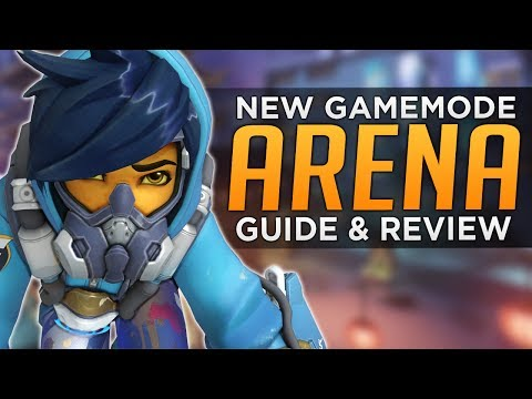 Overwatch: NEW Arena Mode - BEST Strategies & Guide