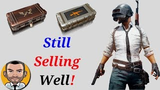 PUBG New Crates Still Selling Well