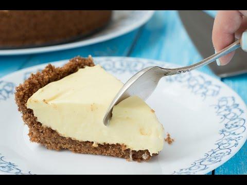 Cream Cheese Lemonade Pie Recipe ... Creamy, Delicious And Very Easy To Make