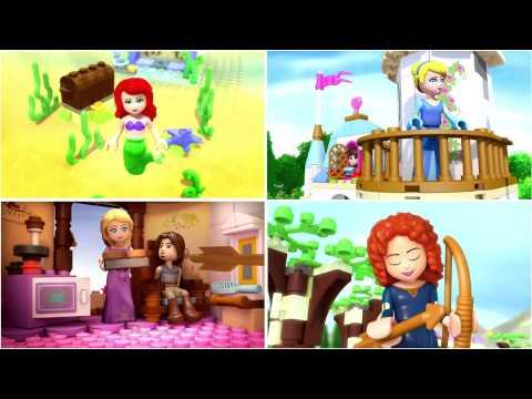 LEGO® Brand Disney Princess™ Fairy Tale Adventure - Cinderella